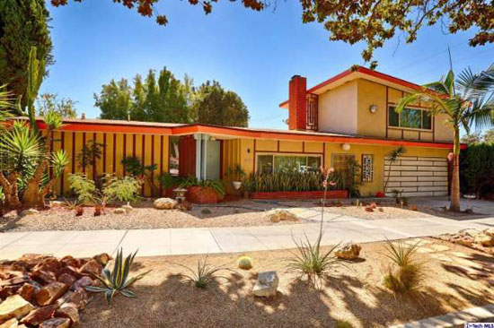 On the market: 1950s Googie-inspired property in Glendale, California, USA
