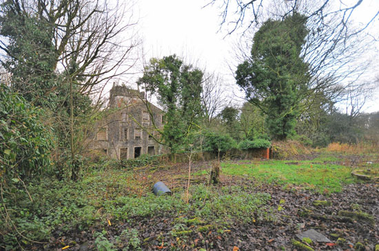 Renovation project: Gothic mansion in Great Harwood, Lancashire