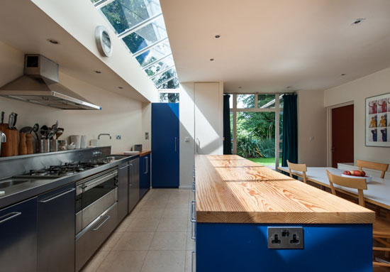 1950s architect-designed four-bedroom property in London SW15