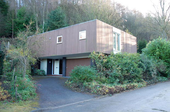 1970s Stan Wilson-designed two bedroom house in Hutton Village, Guisborough, North Yorkshire