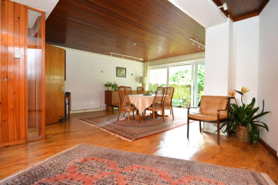 On the market: 1960s modernist property in Highgate Village, London N6