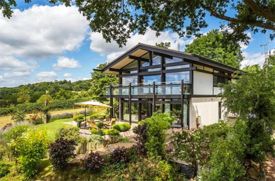On the market: Three-bedroom Huf Haus in Crockham Hill, Kent