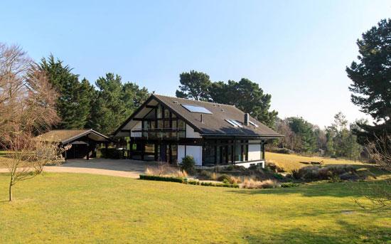On the market: Three-storey Huf Haus in Broomheath, Woodbridge, Suffolk