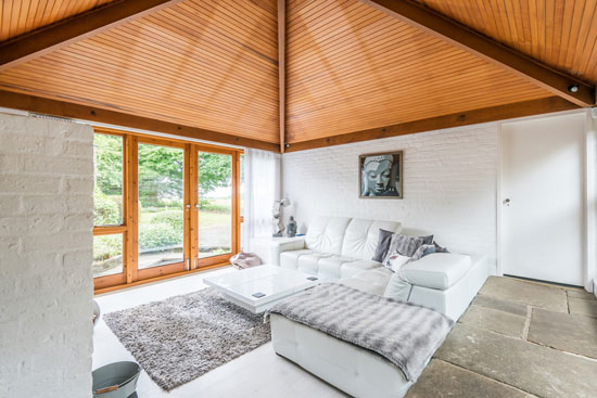 1960s individually architect-designed property in Haywards Heath, West Sussex