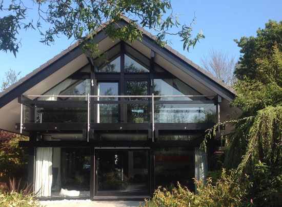 on the market four bedroom huf haus in bolingey cornwall wowhaus