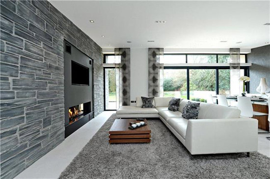 David Wright-designed modernist property in Wimborne, Dorset