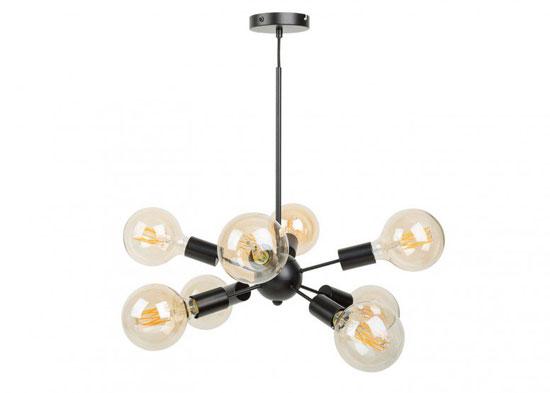Design spotting: Sputnik-style Mega Junction Chandelier at Heal's