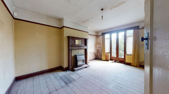 1930s time capsule house in Harrow, Greater London