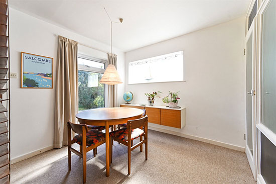 1960s modern house in Hove, East Sussex