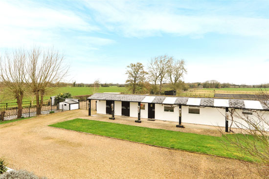 Huf Haus for sale: Three-bedroom property in Wanborough, Wiltshire