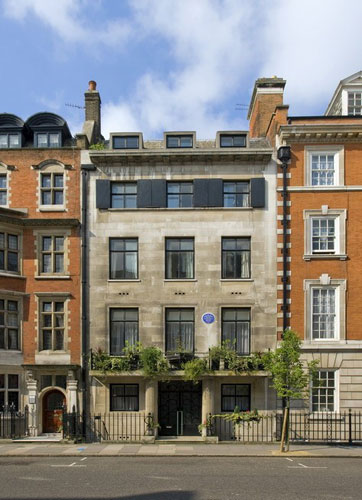 Marylebone Town House in Harley Street, London, W1G