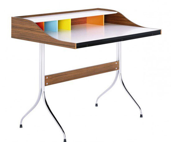 George Nelson Home Desk by Vitra