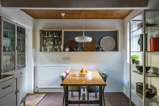 1960s John Humpston midcentury modern house in Hackney, Derbyshire