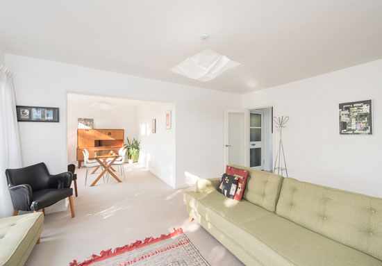 On the market: Two-bedroom Span apartment in grade II-listed Hallgate, Blackheath, London SE3