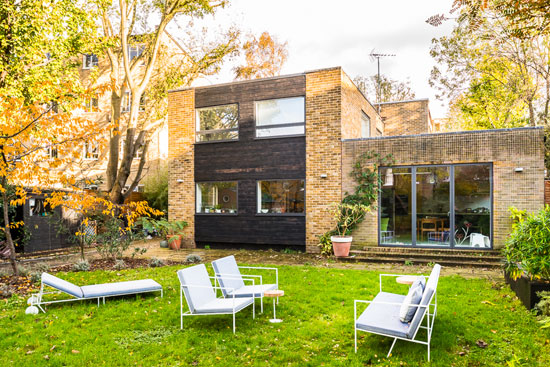 On the market: 1960s modernist property in Hamilton Park West, London N5