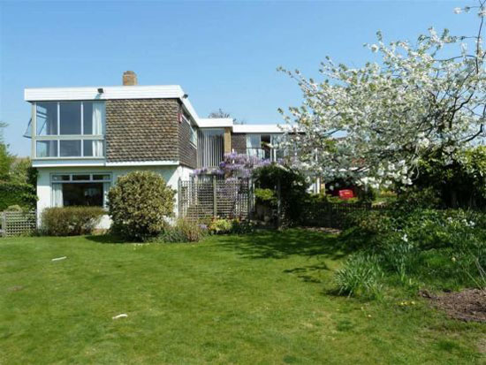 1960s Longfield five bedroom house in Hill Head, Fareham, Hampshire