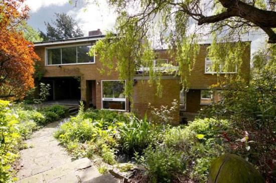 On the market: 1960s-designed five-bedroom property in the Coombe Estate, Kingston Upon Thames, Surrey
