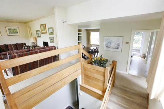 1960s-designed five-bedroom property in the Coombe Estate, Kingston Upon Thames, Surrey