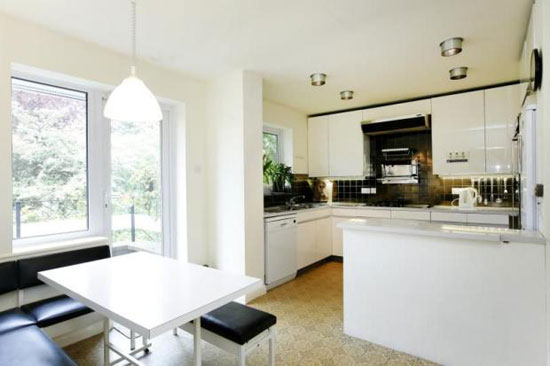 1960s-designed five-bedroom property in the Coombe Estate, Kingston Upon Thames, Surrey