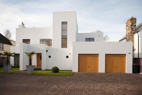 On the market: Five-bedroom contemporary modernist property in Harrogate, North Yorkshire