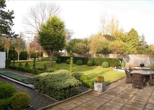 Five-bedroomed house in Harrogate, North Yorkshire