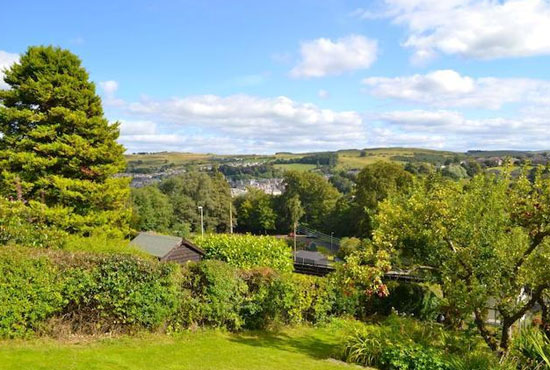 On the market: Clunaig 1960s modernist property in Hawick, Scottish Borders