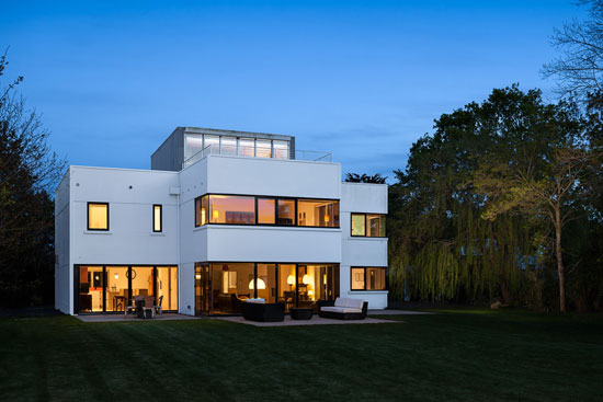 On the market: Northshore 1930s modernist property in Hayling Island, Hampshire