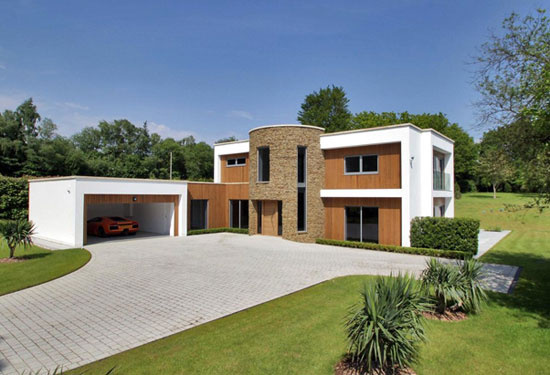 On the market: Five-bedroom contemporary modernist property in Haywards Heath, West Sussex
