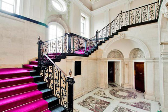 Sir Edwin Lutyens-designed Heathcote grade II-listed Arts and Crafts house in Ilkley, West Yorkshire