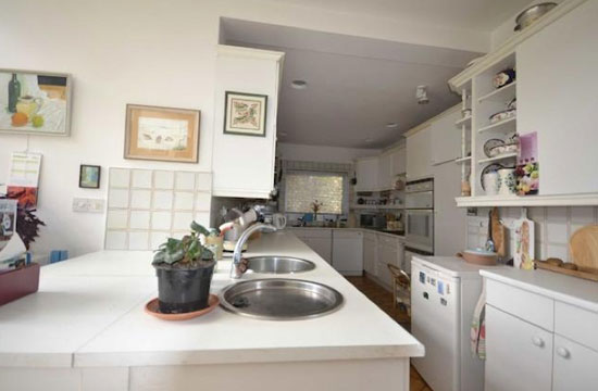 Three-bedroom architect-designed 1960s property in Hemel Hempstead, Hertfordshire