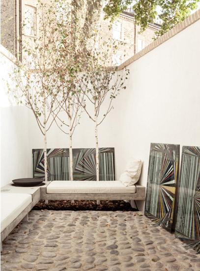 Chan & Eayrs-designed Herringbone House in London N16