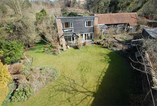 On the market: 1960s modernist property in Hertford, Hertfordshire