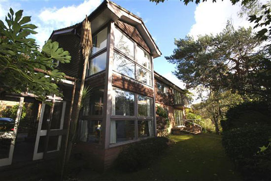 1970s architect-designed five bedroom house in Heswall, Wirral