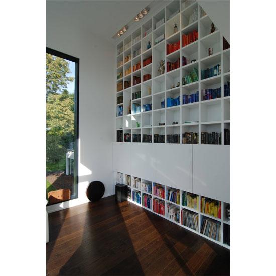 Bauhaus-inspired property in Frankfurt, Germany