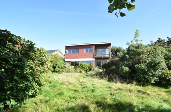 1960s modern house in Heswall, Wirral, Cheshire