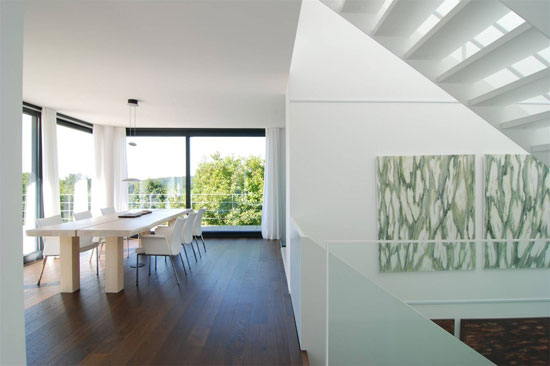Bauhaus-inspired property in Frankfurt, Germany