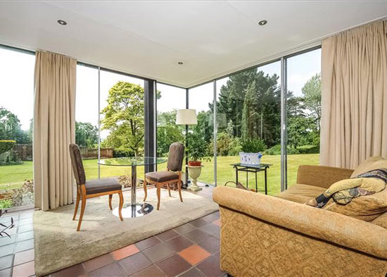 1970s Peter Aldington and John Craig-designed Ketelfield in Higham, Suffolk