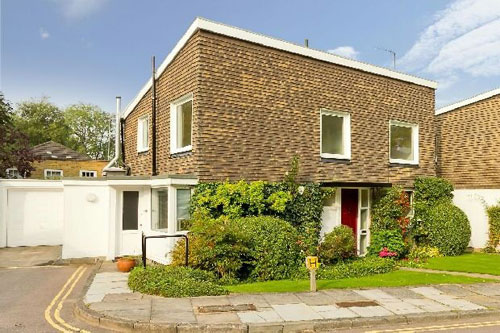 On the market: 1960s four-bedroomed detached house in Highgate, North London