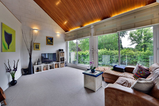 1970s Stout & Litchfield modern house in Highgate, London N6