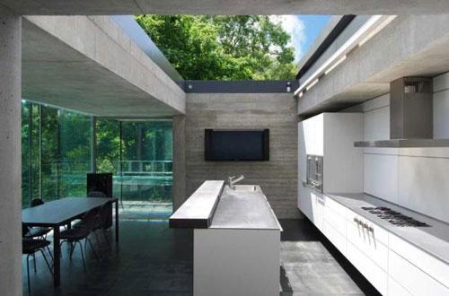 Four-bedroomed house near Highgate Cemetry, London, N6