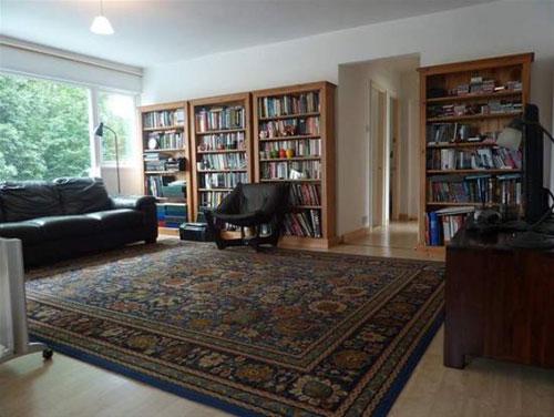 1950s grade II-listed Highsett apartment in Cambridge, Cambridgeshire