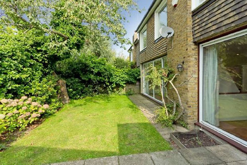 1960s four-bedroomed detached house in Highgate, North London