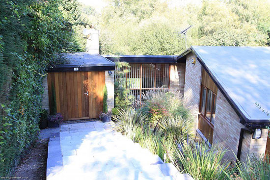 On the market: 1960s architect-designed three bedroom house in Chandler's Ford, Eastleigh, Hampshire
