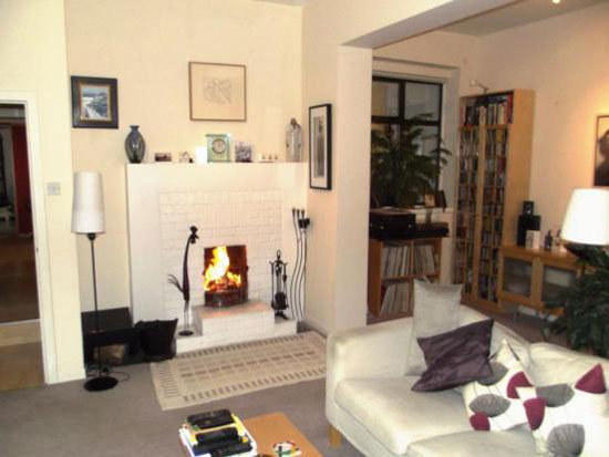1930s Hillhome four bedroom art deco property in Portencross, West Kilbride, Ayrshire