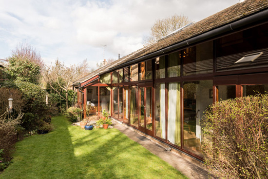 1970s modernism: Cambridge Design Group-designed property in Histon, near Cambridge