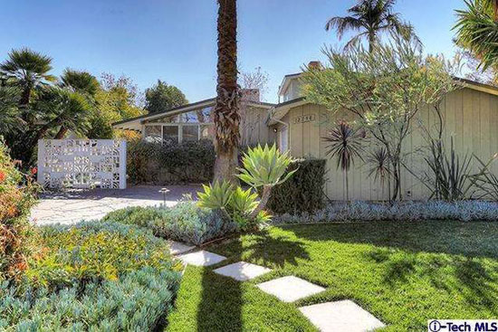 On the market: 1950s William Krisel and Dan Palmer-designed midcentury modern property in North Hollywood, California, USA