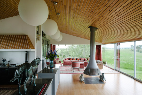 24. Richard Paxton-designed modernist barn in Glastonbury, Somerset