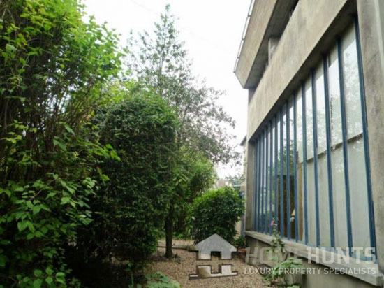 1950s Andre Bloc and Claude Parent-designed modernist property in Meudon, near Paris, France