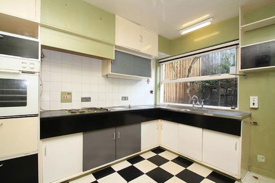 1960s three-bedroom detached house in London SE23