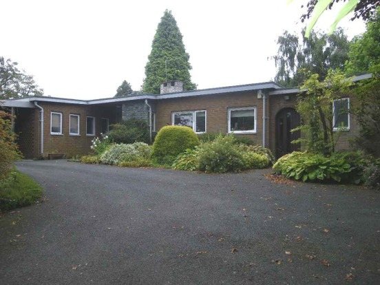 On the market: Karibu 1960s-architect-designed property in Howmill, near Carlisle, Cumbria